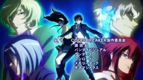 Code Breaker OP「DARK SHAME 。」 Eng Subs HQ 1080