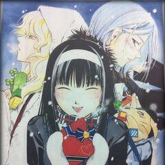 Sakura, Mishiru i Rui