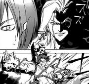 Sagashimono et Ogami en enfer