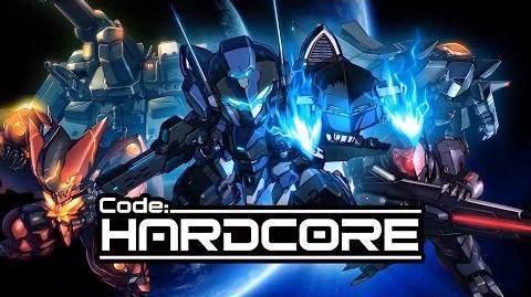 Code HARDCORE Trailer 2.0 & Developer Video ENG, JPN, CHN Subs