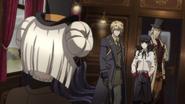Cardia, Abraham, Finis & Jimmy (anime) 1