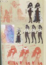 Cardia Beckford (Character Design Taken) !