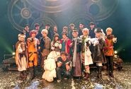 Code Realize Musical - Personnages