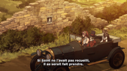 Cardia, Arsène & Impey (anime) 1