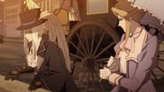 Saint-Germain & Gwenhwyfar (anime) 2
