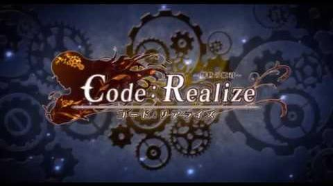 Code Realize Anime OP