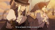 Saint-Germain & Gwenhwyfar (anime) 1