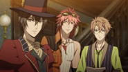 Arsène, Victor & Impey (anime) 1
