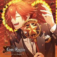 Code Realize Sousei no Himegimi Character CD Vol 4 Impey