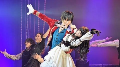 ミュージカル「Code:Realize~創世の姫君~」公開ゲネプロ エンタステージ