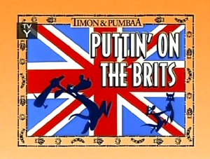 Puttin' on the Brits