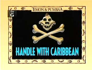 Handle with Caribbean