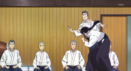 Sakura's martial arts