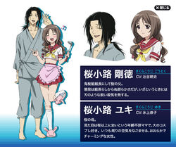 Sakurakouji Parents