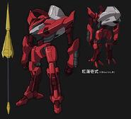 Guren Mk-I (Color)