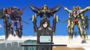 Geass Order - Black Knights - Raid