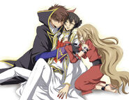 CODE GEASS Hangyaku no Lelouch full 25108