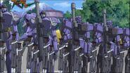 Lelouch royal guard and kmfs