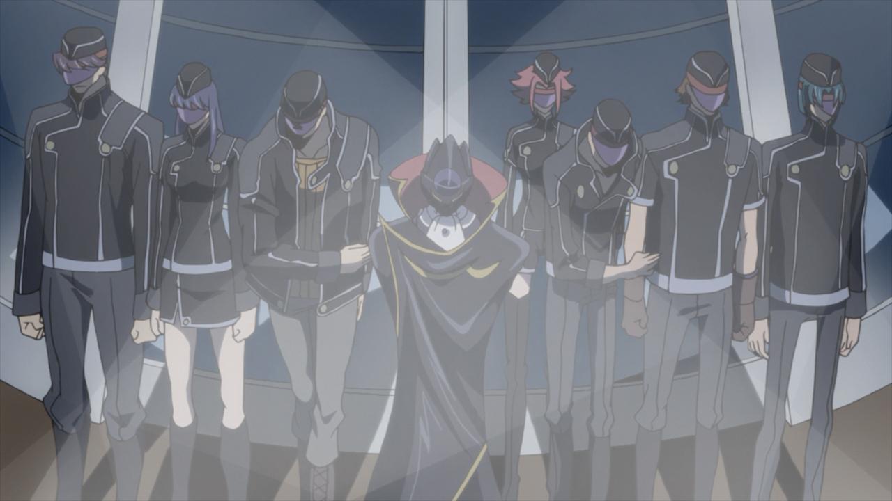The Black Knights Episode Code Geass Wiki Fandom Powered By Wikia