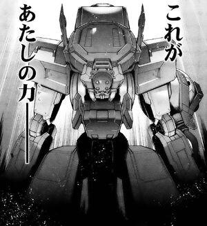 Sutherland Eye (manga image)