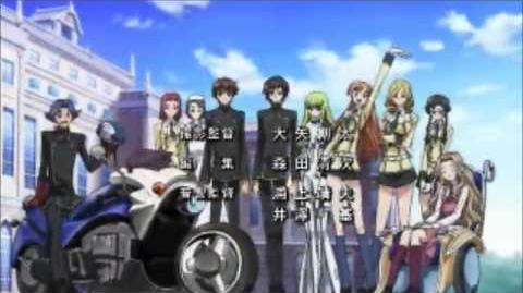 Code Geass Colors second intro