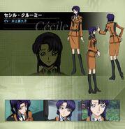 Cecile Profile