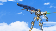 Lancelot Conquista - Hadron Cannon