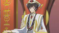 Emperor Lelouch