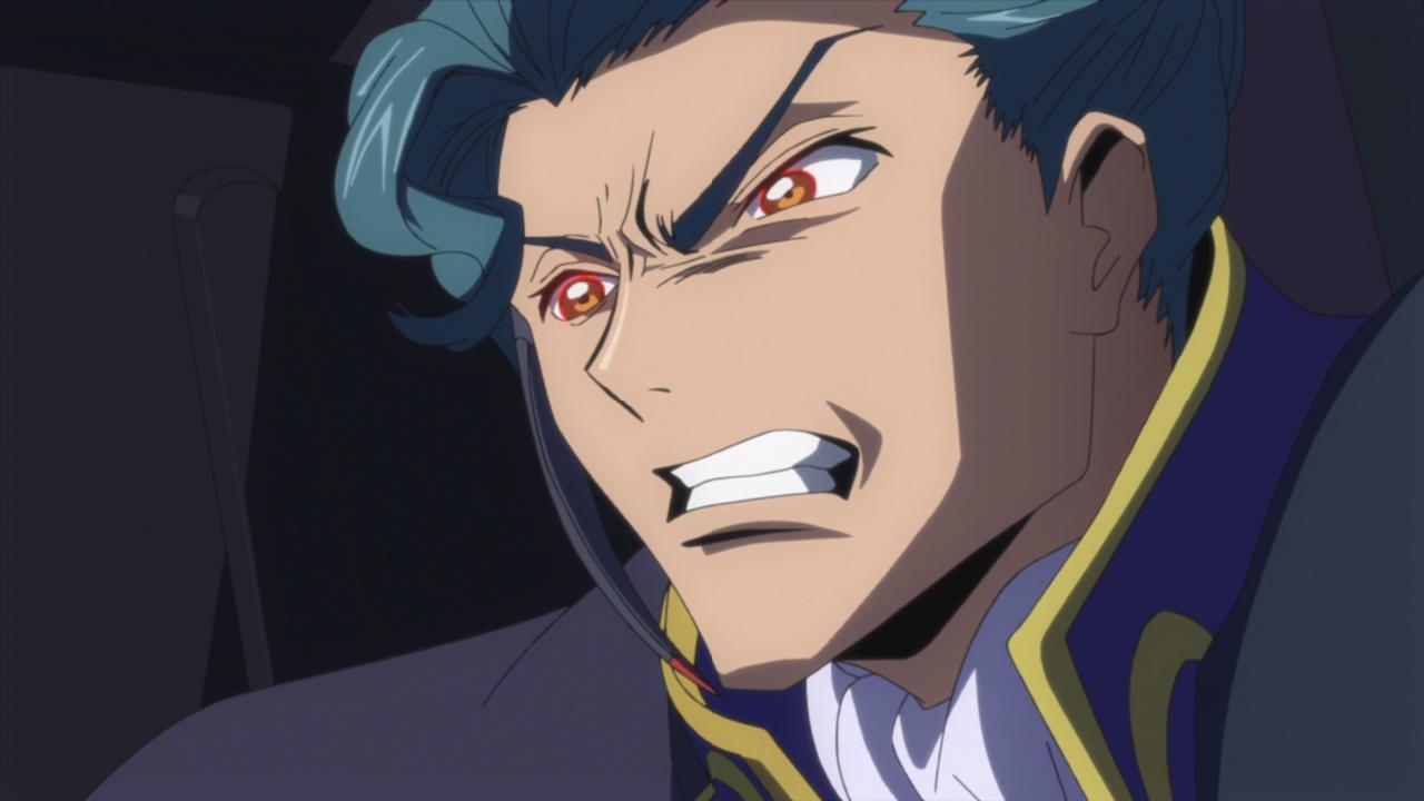 Lelouch Command - Episode 4 - Let Suzaku Go