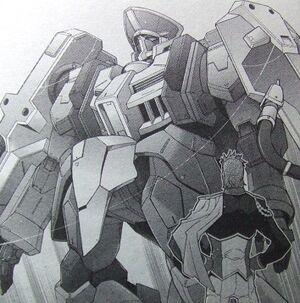 Zetland (manga image)