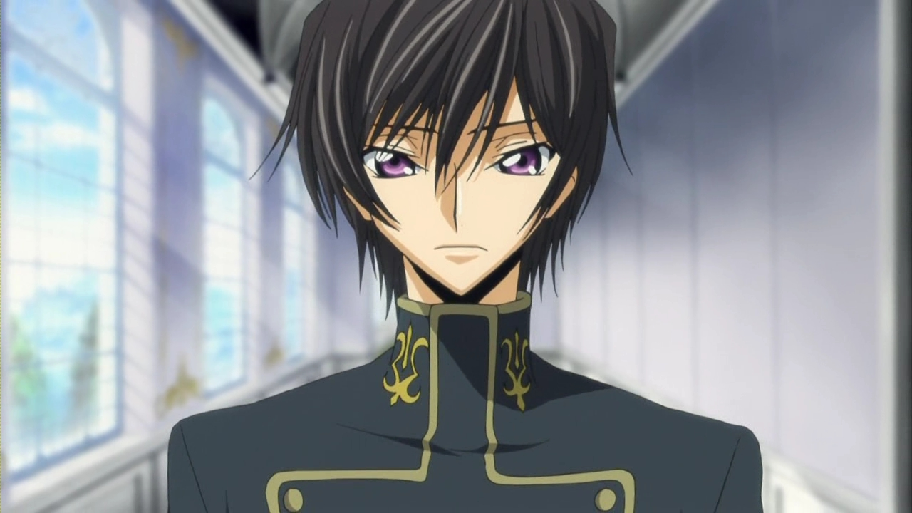 Image result for lelouch le britannia