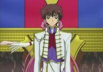 Chevalier Suzaku Kururugi