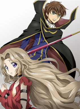 CODE GEASS Hangyaku no Lelouch full 45524