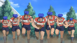 Ashford Academy - Football team