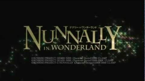Code Geass Nunnally in Wonderland