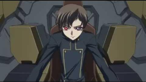 Rolo Saves Lelouch and Dies (Dub)