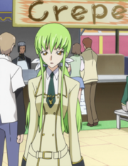 C C  | Code Geass Wiki | FANDOM powered by Wikia