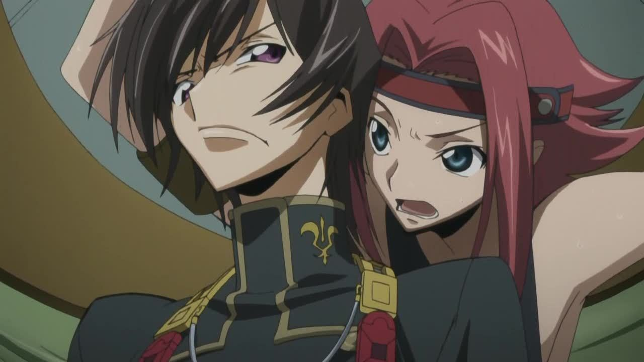 Lelouch And Kallen Code Geass 17902701 1280 720