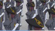 Lelouch royal guard salute