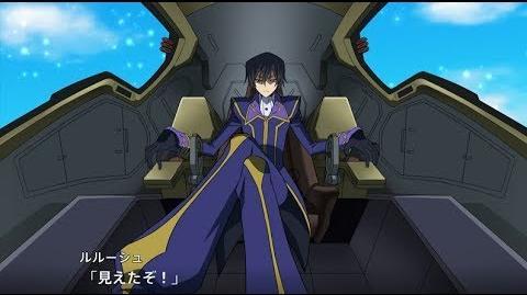 【スパロボX】ルルーシュVSマリアンヌ【スーパーロボット大戦X】