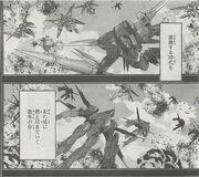 Vincent Ward Oz Manga