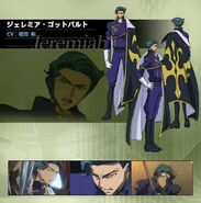 Jeremiah Profile