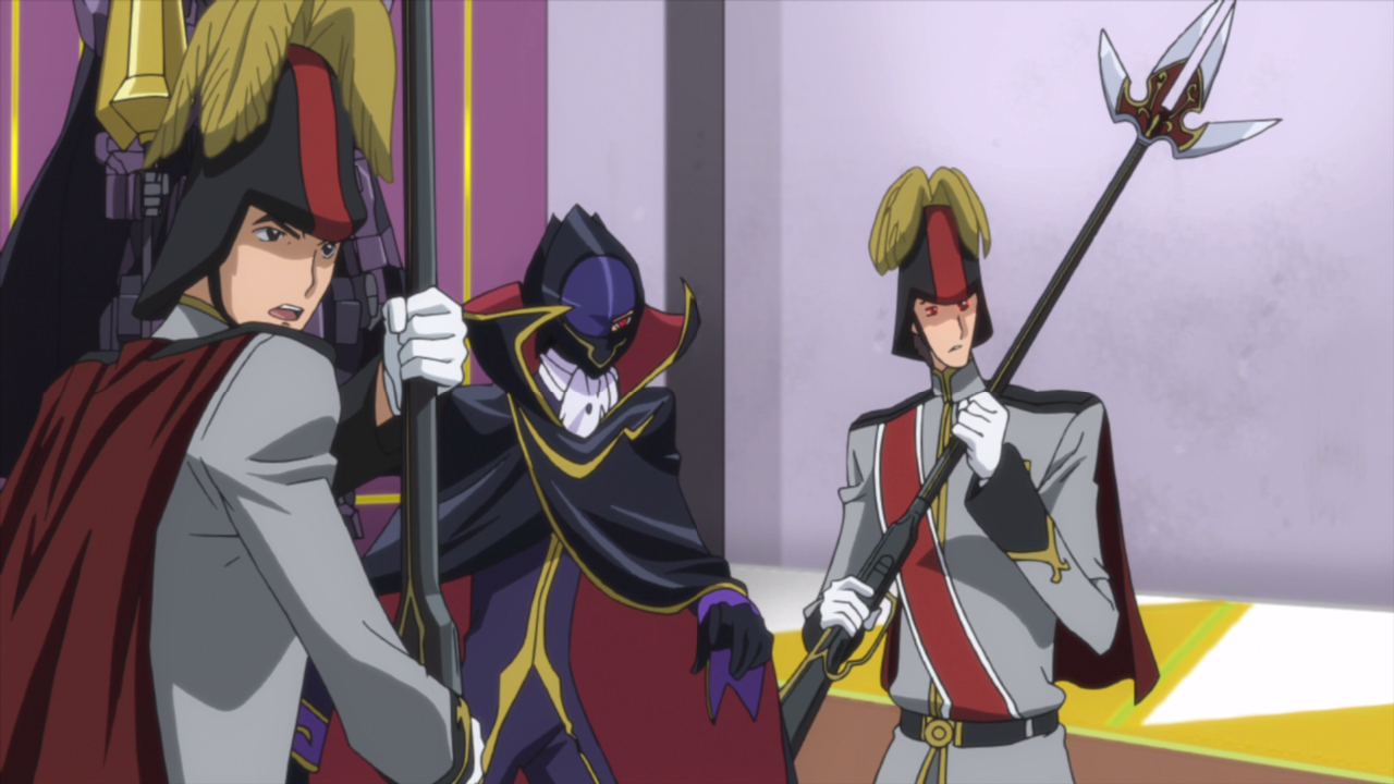Image - Lelouch Command - Episode 22 - Stand Aside png