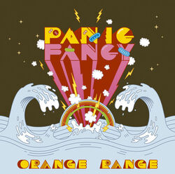 PANIC FANCY Album Cover