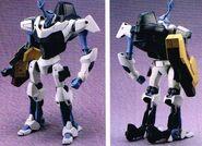 Model-Byaken front and back