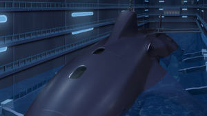 Black Knights' Submarine
