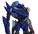 Gekka Pre-Production Test Type (Lucian of the Rebellion)