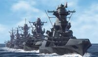 Britannian Royal Navy