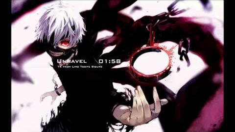 TK from Ling Tosite Sigure- Unravel Full Version (Tokyo Ghoul First Op)