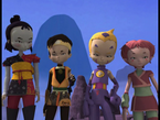 Cold War Lyoko Warriors in the Mountain Sector image 1